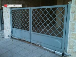 Ανοιγόμενη Τηλεχειριζόμενη Πόρτα