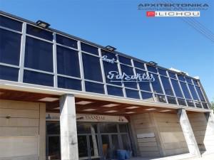 Ανακαίνιση Δημοτικού Κινηματοθεάτρου Ασπροπύργου «ΣΙΝΕ ΓΑΛΑΞΙΑΣ»
